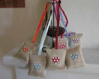 Small cushions to scent your home