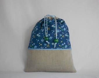 bag child / child pouch / nursery bag / nursery bag / toy bag / pouch