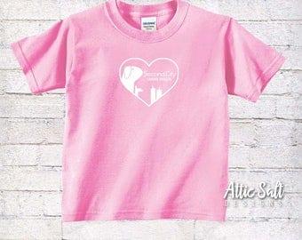 Youth/Toddler T-Shirt - Heart Logo