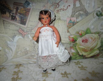 antique French 60's Doll
