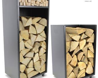 The Cambridgeshire Log Holder Firewood Rack Log Basket Firewood Holder Firewood Holder