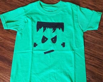 Frankenstein tshirt