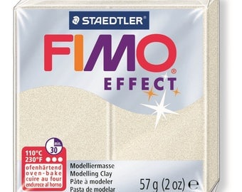 Fimo Effect 57 g - mother of Pearl Metallic N 08 - Ref 68020008