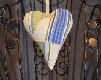 heart hanging fabric mattress