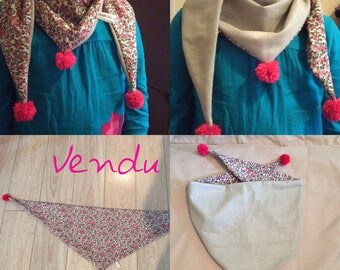 Order your girl for spring scarf...