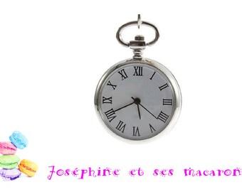 1 Silver Pocket Watch