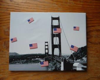 Magnetic Board San Francisco USA
