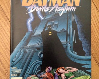DC's Batman Devils Asylum #1 & Shadow of the Bat #37, 38, 44, 45