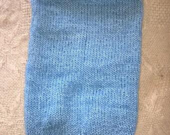 swaddling 36 weeks premature baby sock