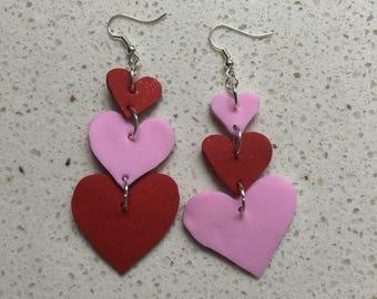 3 TEIR HEARTS