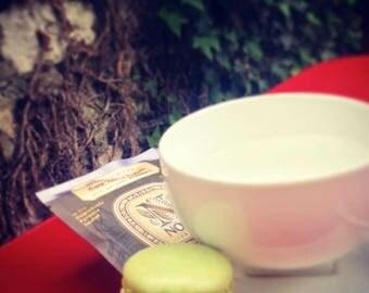 ORGANIC black tea bergamot Earl Grey Salute us TEA