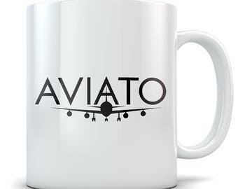 Silicon Valley Mug - Aviato Inspired - Great Coffee Cup Gift for Fans of the Show