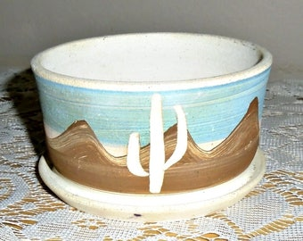 Southwest Navajo Small Planter 6""