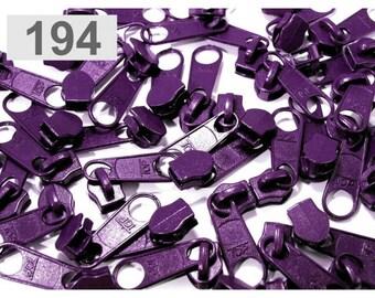 slider mesh purple 5 mm