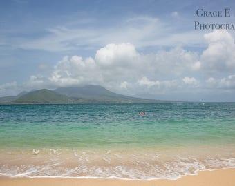 Beautiful Beach Photography Print