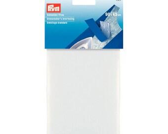 Standard interlining 90 x 45cm white PRYM