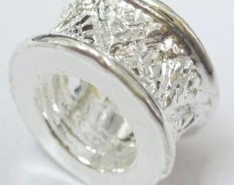 Alloy large hole Charm Beads fit Bracelet 10 pcs - A4378