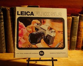Leica Leicaflex SL2 Brochure
