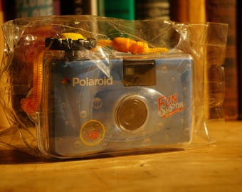 Polaroid Fun Shooter Waterproof 35mm Disposable Camera