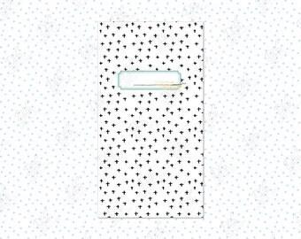 Traveler's Notebook insert: Plusses