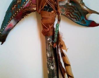 Elk Tomahawk