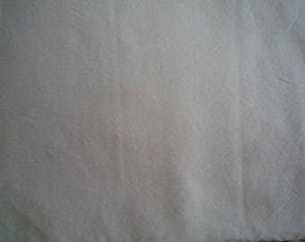 Fabric cotton upholstery ivory 45 * 90 cm