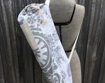 Handmade Yoga Mat Bag