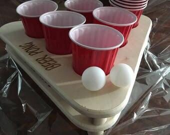 Beer Pong Gift Set