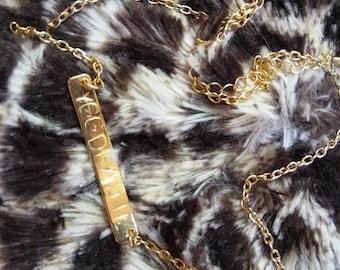 Handmade Yggdrasil Necklace