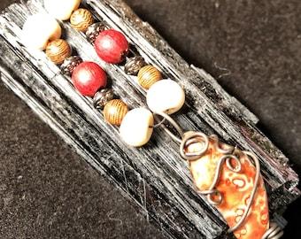 Leopardskin Jasper Pendant & Necklace