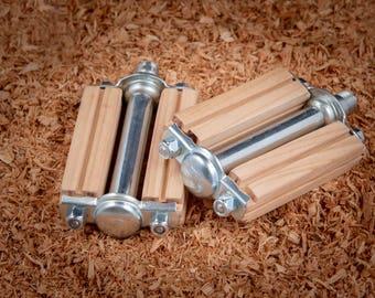 Vinton Rain Fall - classy wooden pedals