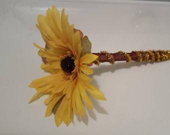 Flower pen/Gerbera Daisy/ special occasions/Signing pen/Guest Book pen