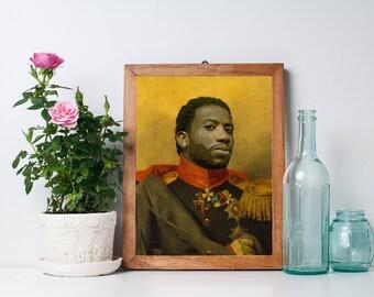 Gucci Mane Limited Artwork