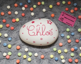Personalized Nightlight with name and pattern