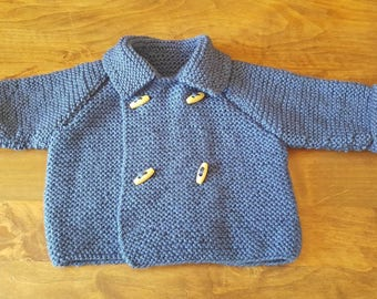 Jacket coat size 1 to 3 months