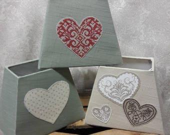 """Lampshade """"Hearts"""""""