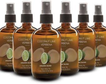 Coconut Lime Verbena - Face and Body Spray