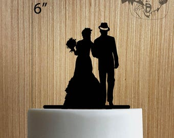 Wedding 225-100 Cake Topper