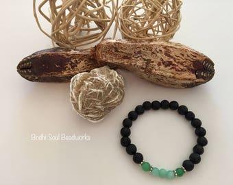 Calm & Cool Mala Bracelet