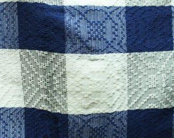 Handwoven Blanket from Ilocos, Philippines (Reyes, Queen Size)