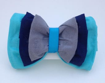 Inside Out Sadness Hairbow