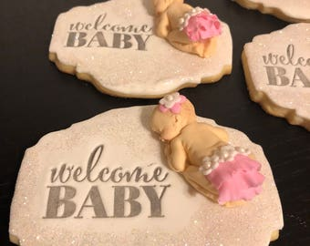 Baby shower cookies,Baby shower gift favores ,Baby cookies,Baby shower cookies gift favores,party favores baby shower,