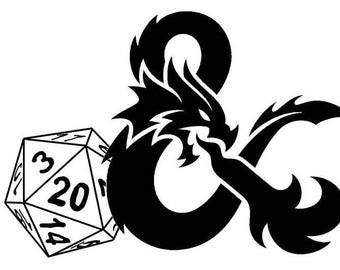D&D Decals