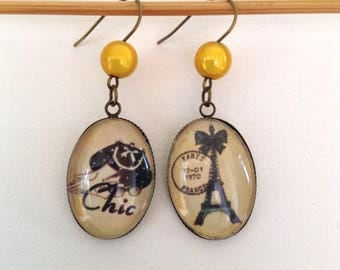 EARRINGS CHIC ACCESSORIES