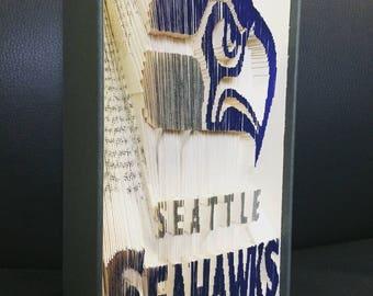 Seahawks book art