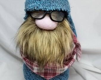 Nordic gnome 121 Gudbrande the Hipster