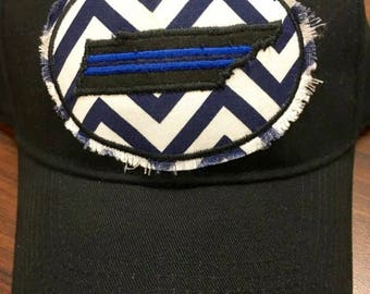 TN Blue Line Hat