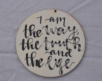 Decoration/Coaster 'The Way'