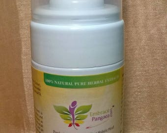 All Natural Foaming Feminine Wash/Cleanser pH balance