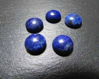 1 cabochon lapis lazuli 12 mm